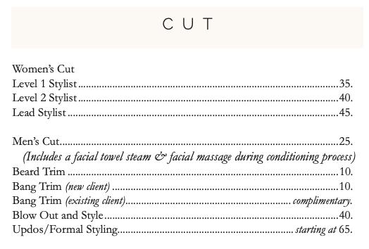 Hair Cut Pocatello ID