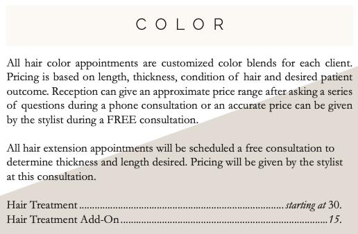 Hair Colour Pocatello ID